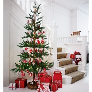 trendy nordic woodland christmas tree for your home home gems