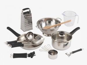 Wonderful Kitchen Accessories Cooking Starter Kit