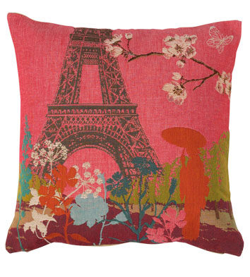 Conran tapestry cushion