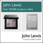 Home accessories from John Lewis