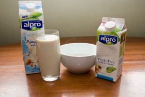 Day 3 of the Alpro deskfest