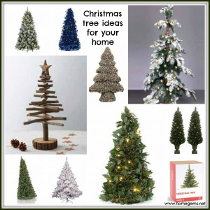 Festive home accessories: Top 10 Christmas trees