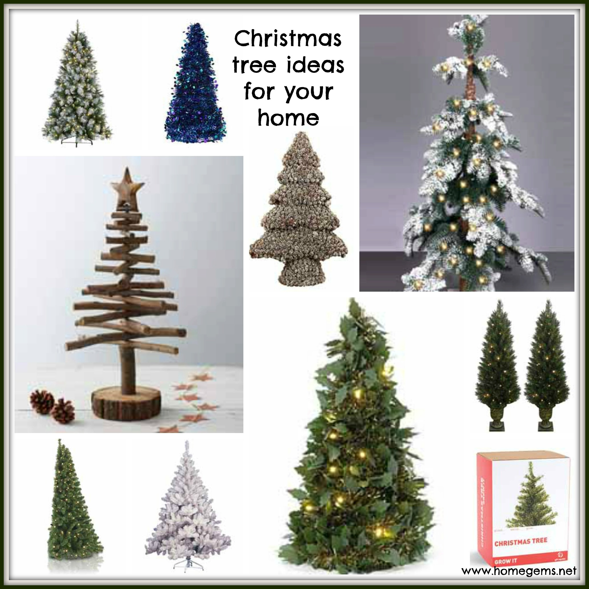 10 best artificial Christmas trees