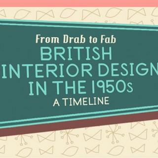 1950s interior design trends