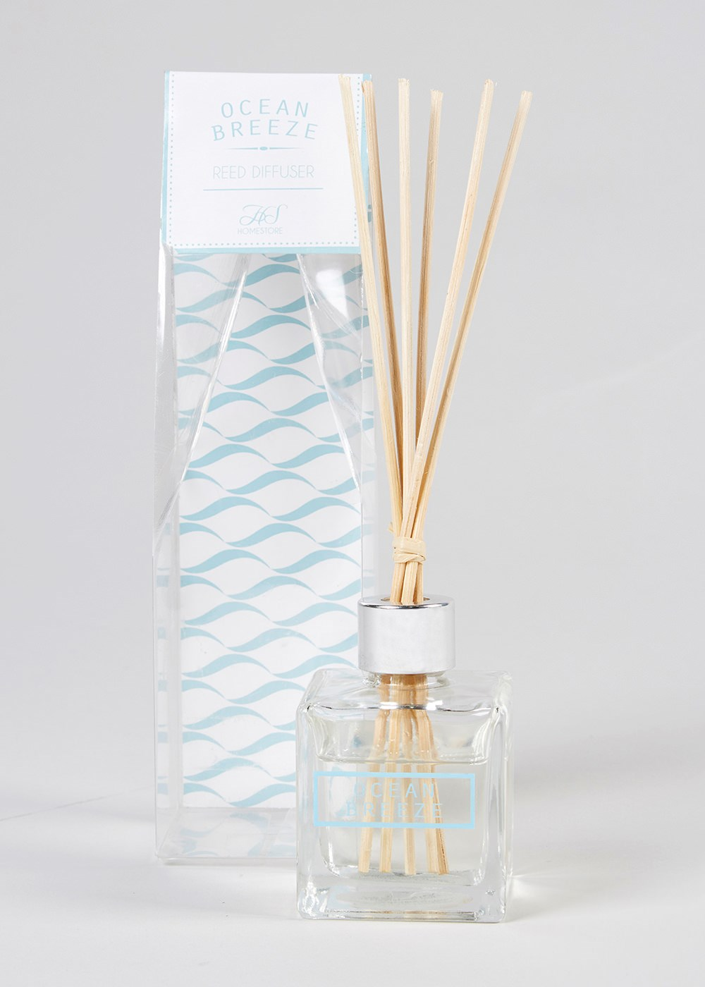 Ocean breeze reed diffuser and fragrance - make your home smell like the ocean