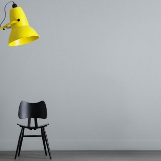 Add colour and style to your lighting, with a giant anglepoise lamp