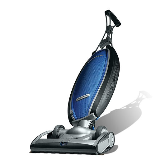 Putting the Oreck Magnesium RD vacuum cleaner to the test