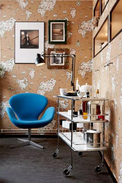 Designer style secrets from Stockholm